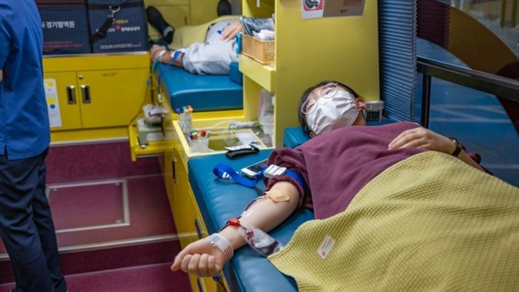 중앙예닮학교 헌혈캠페인 실시